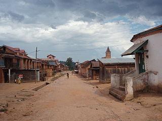 Miarinavaratra Place in Amoroni Mania, Madagascar