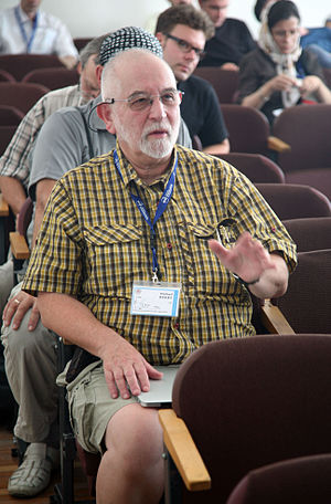 Michael Berry (physicist) - Image: Michael Berry, Yerevan Ashtarak, Armenia, FOP 2014, 03.09.2014