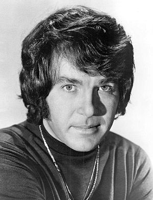 Michael Cole (actor) - Cole in 1973