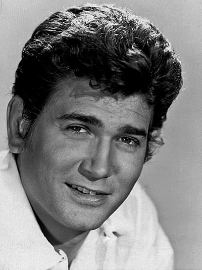 Michael Landon, American actor, writer, director, and producer
