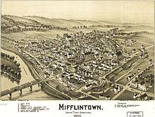 first national bank mifflintown pennsylvania thompsontown