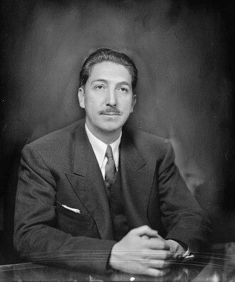 1946 Mexican general election - Image: Miguel Aleman