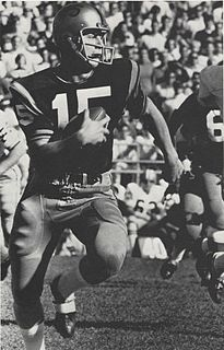 Mike Phipps All-American college football player, professional football player, quarterback