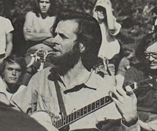Mike Seeger American folk musician and folklorist