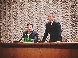 Mikheil Saakashvili and Valeriy Kopiyka.jpg