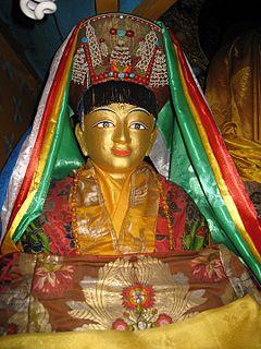 Milarepa Tibetan yogi