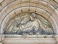Millau Saint-François église portail tympan.jpg