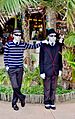 Mime artists @ Ushaka World.jpg