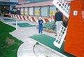 Minehead - Butlins Miniature Golf Course - geograph.org.uk - 1247725.jpg