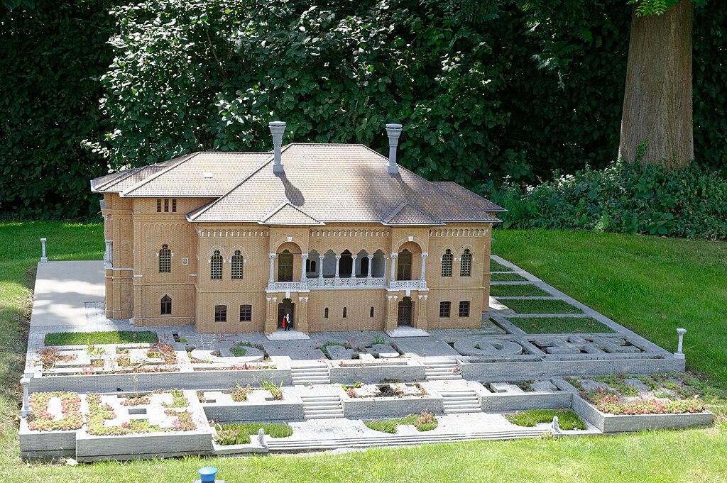 Mini Europa Brüssel-2189 Schloss Mogoșoaia.jpg