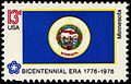 Minnesota Bicentennial 13c 1976 issue.jpg