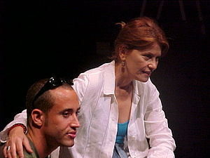 Schauspieler Mirta Ibarra