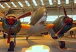 Mitsubishi Ki-46 Dinah, Royal Air Force Museum, Cosford. (34792777321).jpg