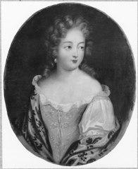 Mme de Montespan, Françoise-Athenais de Rochechouart (1641-1707), g.m. Henrik Ludvig Pardaillan de Condrin, markis de Montespan, och  Ludvig XIV:s maitresse
