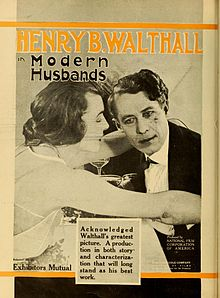 Henry B. Walthall Modern Husbands