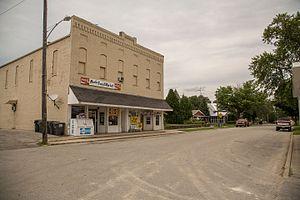 Modoc, Indiana - Image: Modoc, Indiana