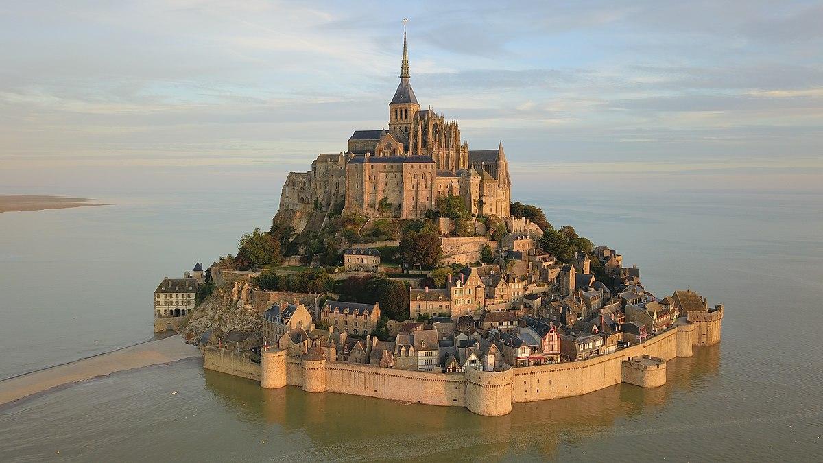 Mont-Saint-Michel - Wikipedia