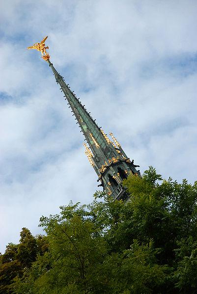 Fichier:Mont St Michel Arcange.jpg
