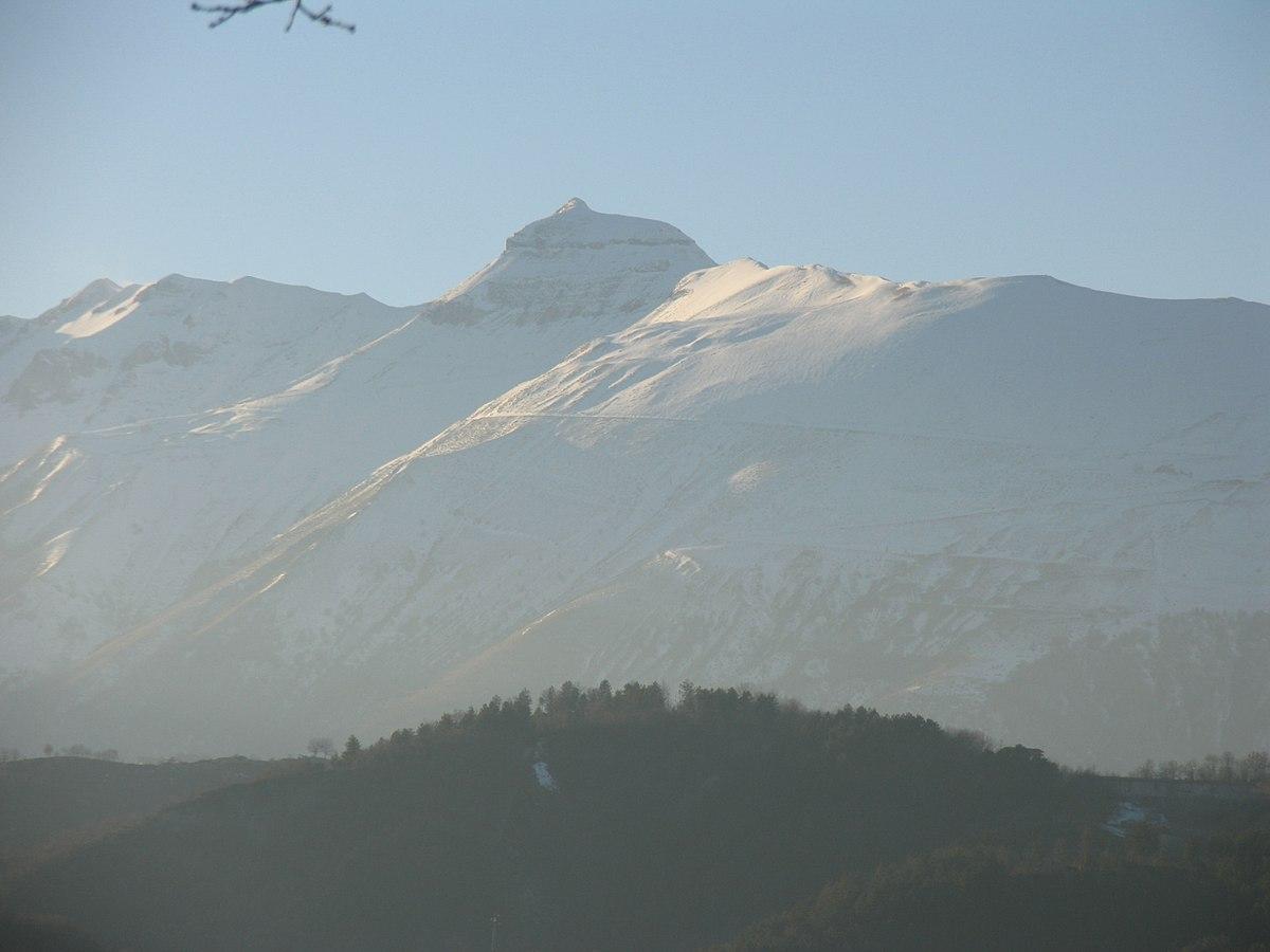 Monti Sibillini National Park - Wikipedia