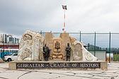 Monumento de bienvenida, Gibraltar, 2015-12-09, DD 03.JPG