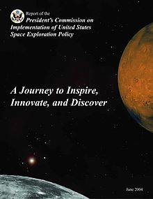 Vision for Space Exploration - Wikipedia