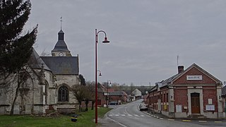 Morcourt, Somme Commune in Hauts-de-France, France