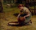Morgan - milk-for-the-calves-1883.jpg