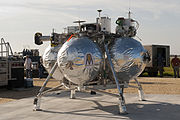 Morpheus Lander at Kennedy Space Center