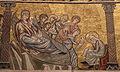 Mosaici del battistero di firenze, storie del battista, 1250-1330 ca., 02 nascita e imposizione del nome, attr. a cimabue.JPG