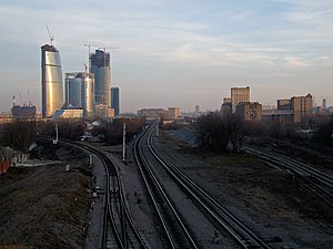 Moscow Railway - The Lesser Moscow Railway Ring