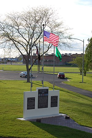 Moses Lake, Washington - Moses Lake War Memorial