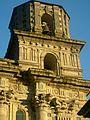 Mosteiro de Santa María de Monfero. Detalle do campanil..JPG