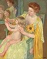 Mother and Child - Cassatt 1905.jpg