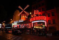 Znalezione obrazy dla zapytania moulin rouge