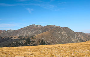 Mount Chiquita - Image: Mount Chiquita by RO