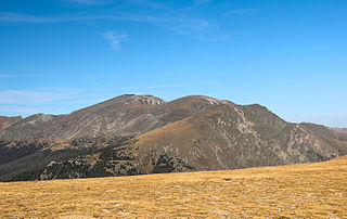 Mount Chiquita mountain in United States of America