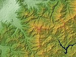 Mount Makihata Relief Map, SRTM-1.jpg