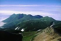 Mount Sakai from Mount Tokachi.jpg