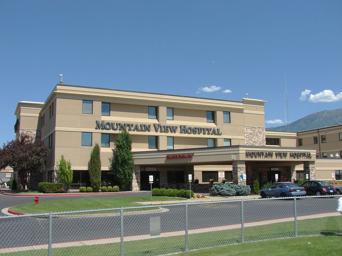 Mountain view community hospital