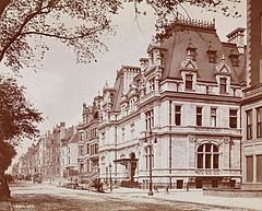 Mrs William B Astor House Wikipedia