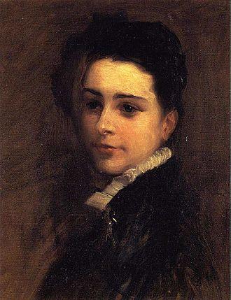Charles Deering - Mrs. Charles Deering, John Singer Sargent