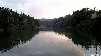 Iruvanjippuzha - Image: Mukkam River