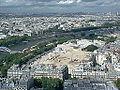 Musée du quai Branly under construction, Paris May 2000.jpg