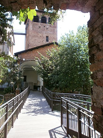 Archaeological Museum (Milan) - Image: Museo archeologico milano 3