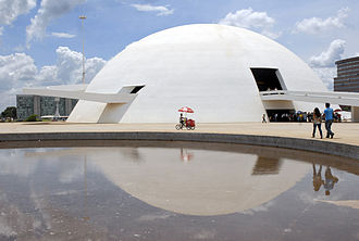 Federal District (Brazil) - National Museum of Brasília