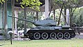 Museum of the Revolution T34 Tank.jpg