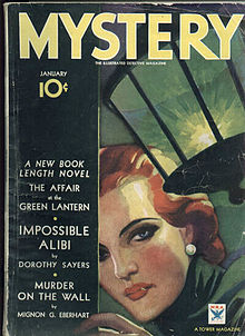 Mystery Fiction Wikipedia