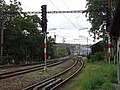 Nádraží Praha-Vyšehrad, pohled k mostu (03).jpg
