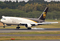 N353UP - B763 - UPS Airlines
