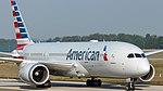 N819AN American Airlines B788 FRA (46842883665).jpg
